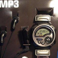 Relojes - Casio: RELOJ CASIO WMP ¡¡ MP 3 - COLECCIONISTAS !! VINTAGE ¡¡NUEVO!! (VER FOTOS). Lote 120006587
