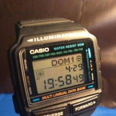 Relojes - Casio: RELOJ CASIO DB 59 ¡¡ DATA - BANK !! VINTAGE ¡¡NUEVO!! (VER FOTOS). Lote 120034335