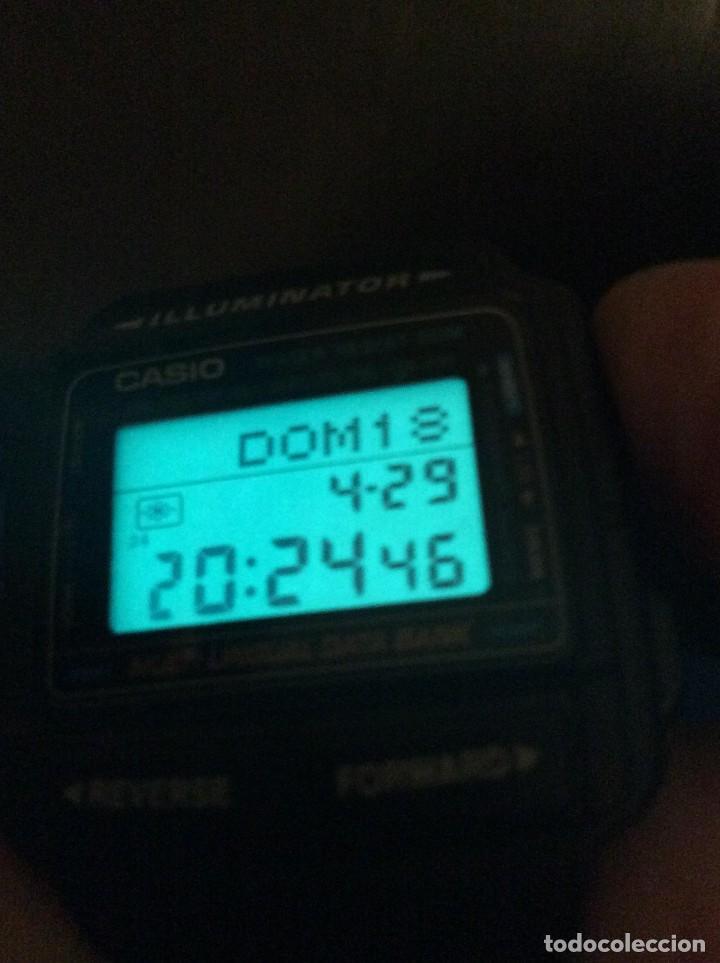 Relojes - Casio: RELOJ CASIO DB 59 ¡¡ DATA - BANK !! VINTAGE ¡¡NUEVO!! (VER FOTOS) - Foto 2 - 120034335