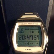 Relojes - Casio: RELOJ CASIO BZX 100 ¡¡ BIZX !! VINTAGE ¡¡NUEVO!! (VER FOTOS). Lote 120057331