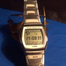 Relojes - Casio: RELOJ CASIO BZX 100 ¡¡ BIZX !! VINTAGE ¡¡NUEVO!! (VER FOTOS). Lote 147661524