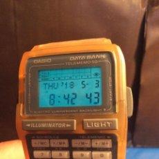 Relojes - Casio: RELOJ CASIO DBC 63 ¡¡¡ COLECCIONISTAS !!! VINTAGE ¡¡NUEVO!! (VER FOTOS). Lote 120060095