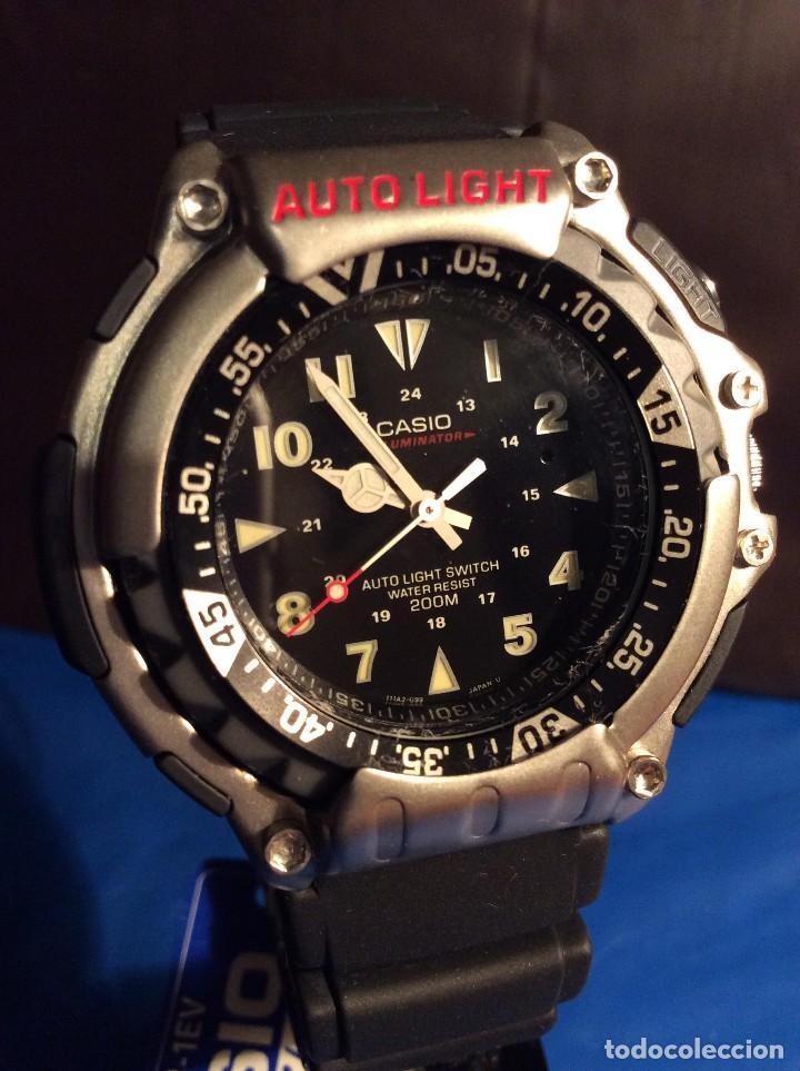 Relojes - Casio: RELOJ CASIO MD 310 ¡¡¡ AUTOLIGHT-SWITCH !!! VINTAGE ¡¡NUEVO!! (VER FOTOS) - Foto 2 - 177199785