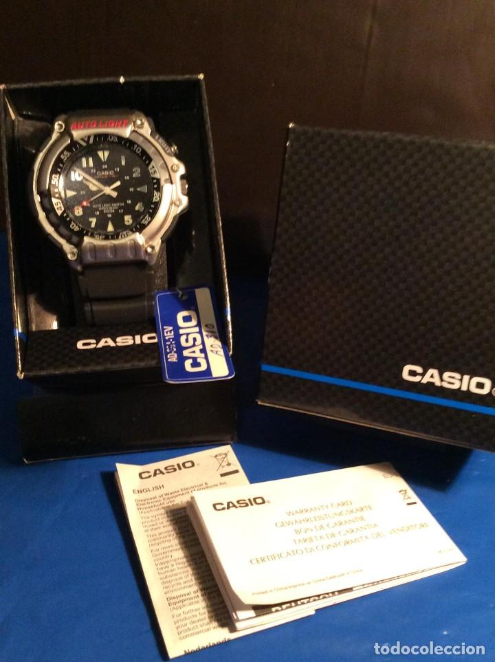 Relojes - Casio: RELOJ CASIO MD 310 ¡¡¡ AUTOLIGHT-SWITCH !!! VINTAGE ¡¡NUEVO!! (VER FOTOS) - Foto 4 - 177199785