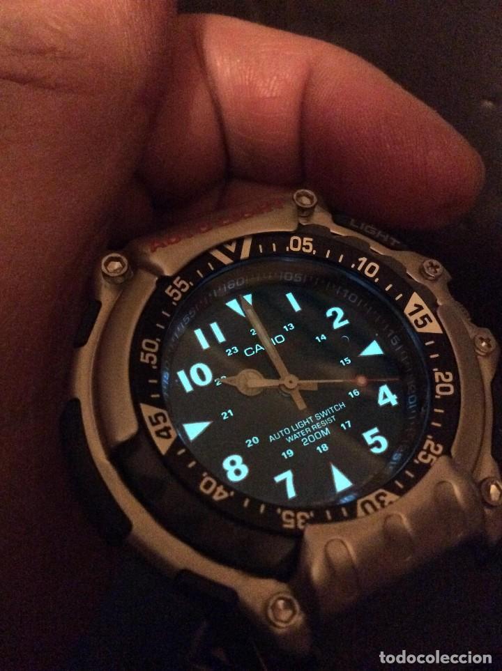 Relojes - Casio: RELOJ CASIO MD 310 ¡¡¡ AUTOLIGHT-SWITCH !!! VINTAGE ¡¡NUEVO!! (VER FOTOS) - Foto 8 - 177199785