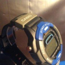 Relojes - Casio: RELOJ CASIO W 729 HF B ¡¡¡ SPORT !!! VINTAGE ¡¡NUEVO!! (VER FOTOS). Lote 120565439