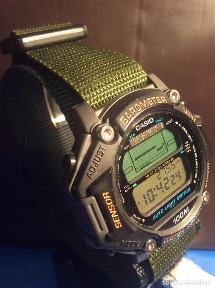 Relojes - Casio: RELOJ CASIO PRT 20 ¡¡¡ PRO TREK !!! VINTAGE ¡¡NUEVO!! (VER FOTOS) - Foto 2 - 129187172