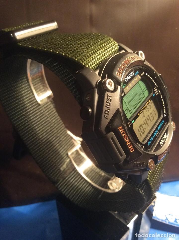 Relojes - Casio: RELOJ CASIO PRT 20 ¡¡¡ PRO TREK !!! VINTAGE ¡¡NUEVO!! (VER FOTOS) - Foto 4 - 129187172