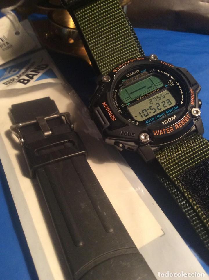 Relojes - Casio: RELOJ CASIO PRT 20 ¡¡¡ PRO TREK !!! VINTAGE ¡¡NUEVO!! (VER FOTOS) - Foto 5 - 129187172
