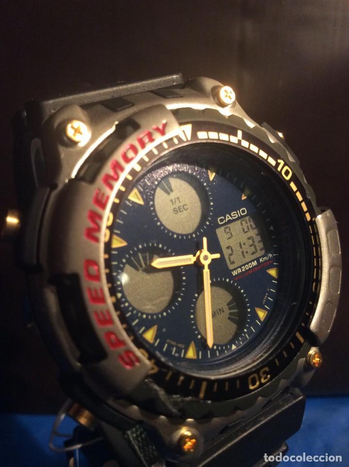 611f9d39dd4a reloj casio ad 301 b ¡¡¡ speed memory !!! vinta - Buy Casio Watches ...