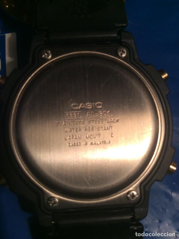 5c458a6ed386 reloj casio ad 301 b ¡¡¡ speed memory !!! vinta - Comprar Relojes ...