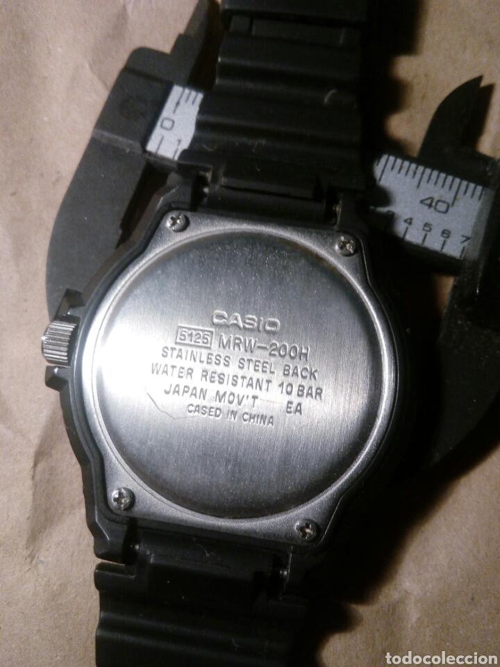 Relojes - Casio: Reloj Casio diver date-day wr 100 m - Foto 2 - 120661078