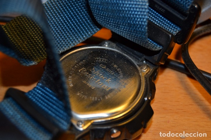 Relojes - Casio: Reloj Casio G-Shock DW 6900 Referencia 1449 - Foto 5 - 103125551