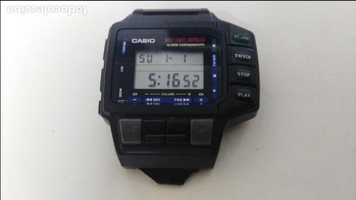 ANTIGUO RELOJ CASIO MODELO 1138 CMD 10 FUNCIONANDO (Relojes - Relojes Actuales - Casio)