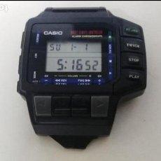Relojes - Casio: ANTIGUO RELOJ CASIO MODELO 1138 CMD 10 FUNCIONANDO. Lote 121235455