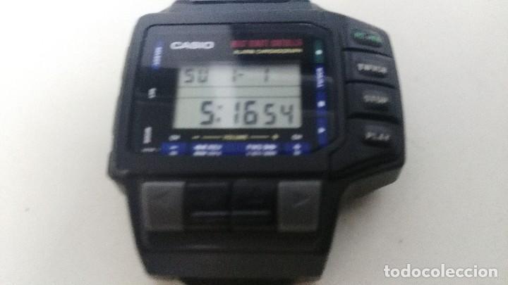 Relojes - Casio: antiguo reloj casio modelo 1138 cmd 10 funcionando - Foto 2 - 121235455