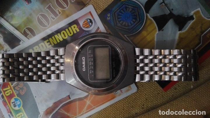 Relojes - Casio: unico muy raro casio casiotron r19 funciona - Foto 4 - 122256451