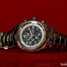 Relojes - Casio: RELOJ DE PULSERA CASIO EDIFICE CHRONOGRAPH WR100M EF-501 10 BAR. Lote 122816175