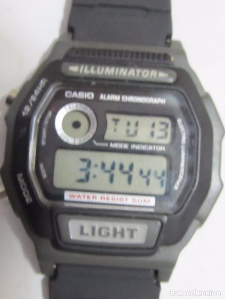 Reloj Digital Illuminator Reloj Casio Illuminator Casio Digital Reloj l1cJKTF