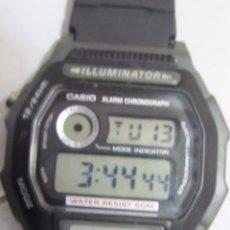 Relojes - Casio: RELOJ DIGITAL CASIO ILLUMINATOR. Lote 124212675