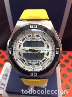 Relojes - Casio: RELOJ CASIO A 164 W ILUMINATOR VINTAGE ¡¡ NUEVO !! - Foto 4 - 79795561