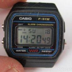 Relojes - Casio: CASIO SIN PULSERA. Lote 125233583