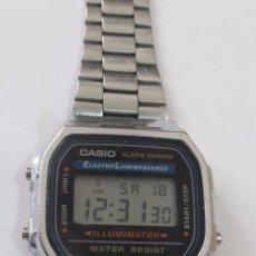 Relojes - Casio: RELOJ CASIO DIGITAL CLÁSICO. Lote 125412323