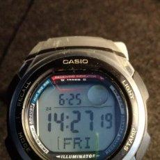 Relojes - Casio: RELOJ CASIO WV-57H MODULO 2868 WAVE CEPTOR. Lote 126389395