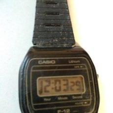 Relojes - Casio: RELOJ CASIO 500 F-12. Lote 128134615
