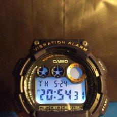 Relojes - Casio: RELOJ CASIO W 735 ¡¡ VIBRATION ALARM !! ¡¡NUEVO¡¡ ( VER FOTOS ). Lote 128236803