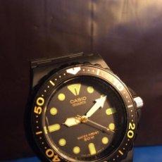 Relojes - Casio: RELOJ CASIO MW 82 NEGRO ¡¡ SPORT !! VINTAGE ¡¡ AÑOS 90 !! - ¡¡¡¡NUEVO!!!!. Lote 160867961
