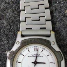 Relojes - Casio: RELOJ CASIO ILLUMINATOR, WATER 50M RESIST.. Lote 128872899