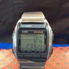 Relojes - Casio: RELOJ CASIO BIZX HBX 100 PC ¡ EL RELOJ QUE VIAJO AL ESPACIO ! VINTAGE ¡¡NUEVO¡¡. Lote 143823949