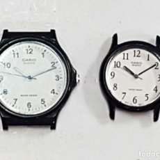 Relojes - Casio: 2 RELOJES CASIO MQ-24 Y LQ-124.. Lote 130342878