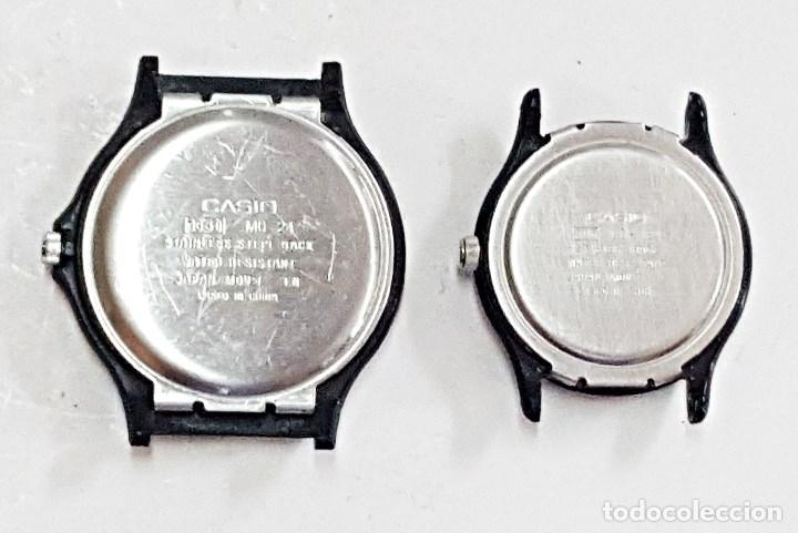 Relojes - Casio: 2 Relojes CASIO MQ-24 y LQ-124. - Foto 2 - 130342878