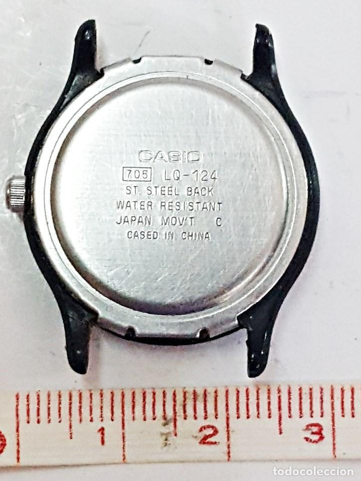 Relojes - Casio: 2 Relojes CASIO MQ-24 y LQ-124. - Foto 6 - 130342878