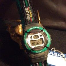 Relojes - Casio: OCASIÓN !!! RELOJ CASIO BABY G BGM 100 ¡¡CON BARRAS PROTECTORAS!! - ¡¡¡NUEVO!!! (VER FOTOS). Lote 132245322