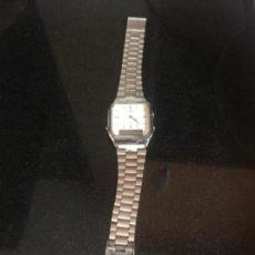 Relojes - Casio: RELOJ DE PULSERA CASIO AQ-222. Lote 132909666