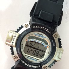 Relojes - Casio: RELOJ VINTAGE CASIO MRT-200 MARINE GEAR. Lote 133053899