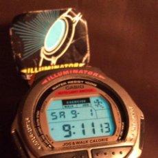 Relojes - Casio: RELOJ CASIO JC 22 BX ¡ JOG & WALK ! VINTAGE ¡¡ NUEVO !!. Lote 157739654