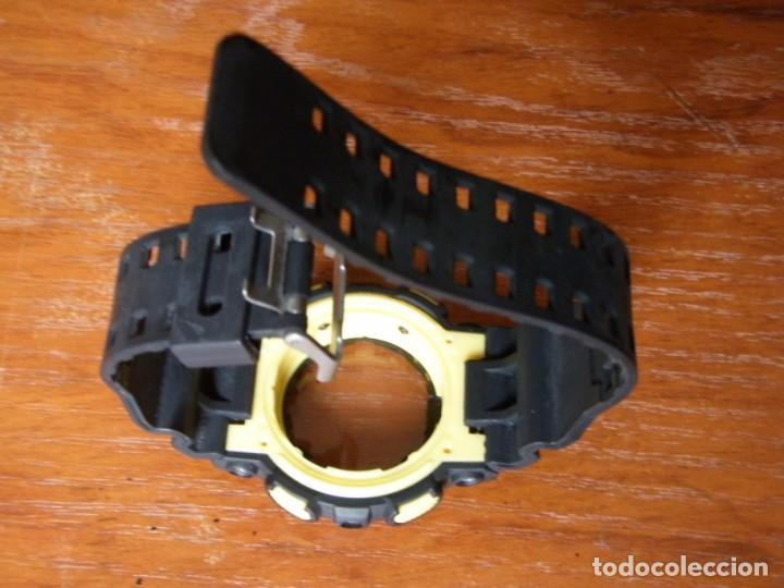 Relojes - Casio: CORREA CARCASA Y CRISTAL CASIO G-SHOCK COMO NUEVA - Foto 3 - 133324922