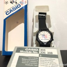 Relojes - Casio: CASIO SWC WORLD CUP USA 1994. MADE IN JAPAN. Lote 133387018