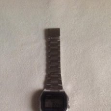 Relojes - Casio: RELOJ DIGITAL CASIO 593 A158 W , FUNCIONANDO. Lote 133447918