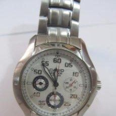 Relojes - Casio: RELOJ CASIO EDIFICE MULTIFUNCIÓN DE CUARZO. Lote 133735710