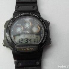 Relojes - Casio: CASIO W-727 H MODULO 1534 FUNCIONANDO, NECESITA HEBILLA CORREA. Lote 134076710