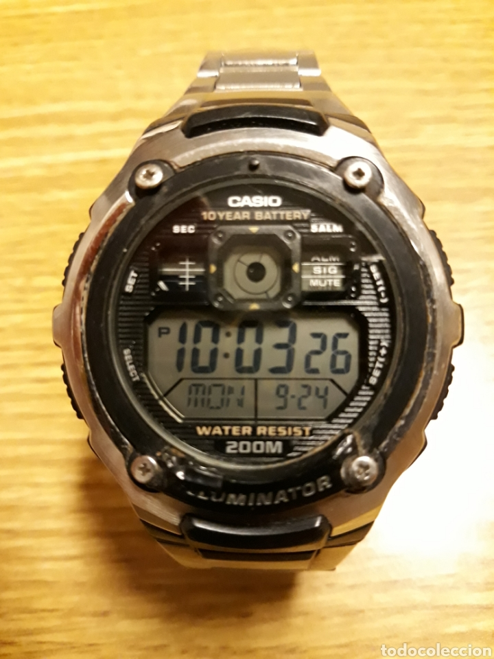 56610d464099 7 fotos RELOJ CASIO ORIGINAL SUMERGIBLE 200M (Relojes - Relojes Actuales -  Casio) ...