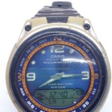 Relojes - Casio: RELOJ CASIO ILUMINATOR MODELO ESPECIAL PECES. Lote 207122536