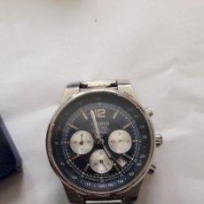 Relojes - Casio: RELOJ DE PULSERA CABALLERO MECANISMO QUARTZ CASIO EDIFICE CHRONOGRAPH, FUNCIONANDO. Lote 135331506
