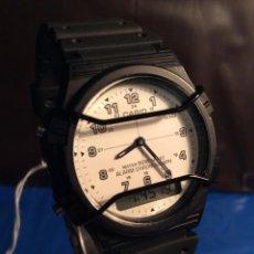 Relojes - Casio: RELOJ CASIO AW 5 ¡¡¡ BARRAS PROTECTORAS !!! VINTAGE ¡¡NUEVO!! (VER FOTOS). Lote 135459582
