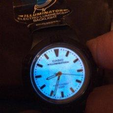 Relojes - Casio: RELOJ CASIO MW 57 ¡¡¡ ILUMINATOR !!! VINTAGE ¡¡NUEVO!! (VER FOTOS). Lote 179028776